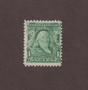 US,300,FRANKLIN ,MINT NH,VF,1902-03 SERIES COLLECTION MINT NH,OG
