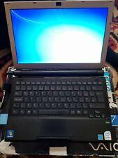 Sony Vaio VGN-TZ21MN Laptop