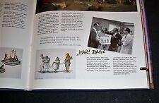 SIGNED 3X: Disney Imagineering 1st Edition, Marc Davis... Making the Magic Real