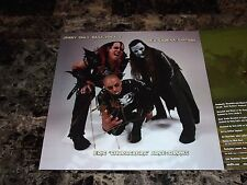 Misfits RARE Jerry Only Signed Limited Edition The Devil's Rain Vinyl LP + Photo