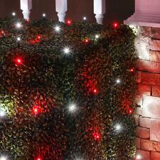 Led Net Lights Christmas Home Party Wedding Indoor Outdoor Waterproof Mesh Decor