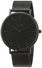 Cluse Women's La Boheme Mesh CL18111 Black Stainless-Steel Quartz Fashion Watch