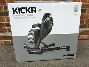 Wahoo Kickr WFBKTR118 Smart Trainer Edition 2018 Version 4,