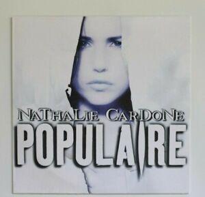 NATHALIE CARDONE : POPULAIRE (REMIX) ♦ CD Single ♦ coll. MYLENE FARMER