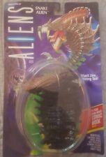 1992 Kenner, Aliens SNAKE ALIEN, Toy Action Figure NIB