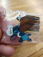 2014 Disney 'Lilo and Stitch' Stitch baking a huge cake Pin