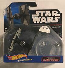 2015 Hot Wheels - Starships - Star Wars - First Order - Tie Fighter #3716