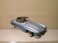 TEKNO DENMARK 925/169 MERCEDES-BENZ 300SL 1957 BLUE/BLACK SCALE 1:43