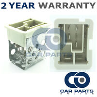 FOR VAUXHALL ASTRA H MK5 1.9 CDTI 150 DIESEL 2004-11 HEATER BLOWER FAN RESISTOR