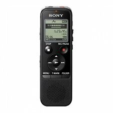 SONY ICD-PX440 4GB MP3 Digital Flash Voice IC Recorder - Black VG ICDPX440