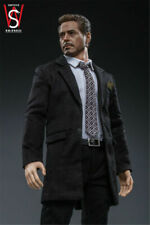 1/6 SWtoys Tony Stark Suit W/Head & Body NO FS021 Action Figure Model Toy
