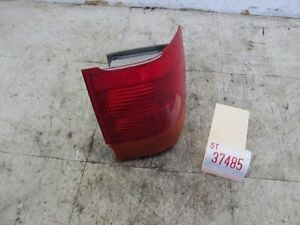 1995-1999 land rover RANGE ROVER LEFT DRIVER REAR QUARTER TAIL LIGHT LAMP OEM