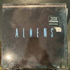 Aliens Widescreen Edition Gatefold Laserdisc Extended Play