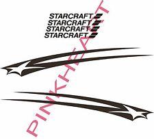 Starcraft pop up kit RV starcraft pop up decal graphics trailer camper rv decals