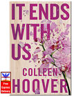 IT ENDS WITH US Coleen Hoover PAPERBACK *BRAND NEW*