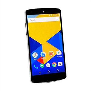Unlocked LG Google Nexus 5 D821 Android Smart Mobile Phone 16GB White