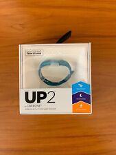 New Jawbone UP 2 Fitness Tracker Blue JL03-6666CEI-US JL03