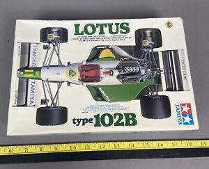 Tamiya 1/20 scale Grand Prix Collection Lotus type 102B Plastic Model Kit