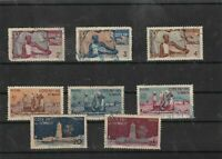 french somalis used stamps Ref 9349
