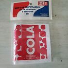 vtg 6 pk hide a beer can sleeve covers Ames Ia NOS USA made