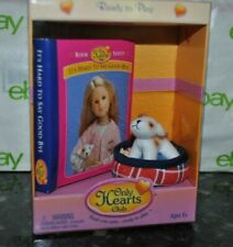 New Only Hearts Club Ready to Play Book It's hard to say Good-Bay Puppy Dog Set