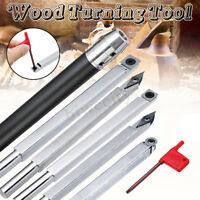 Holz Drehung Werkzeug Carbid Spitze Meißel Quadrat / Rund Selbermachen Dreh- T I