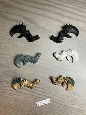 Warhammer 40k - Tyranid - Carnifex Crushing Claw Bits lot