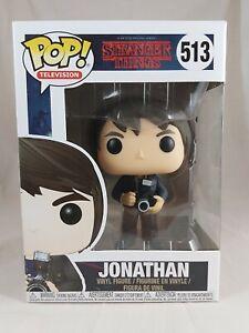 Television Funko Pop - Jonathan - Stranger Things - No. 513