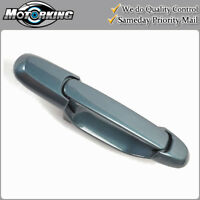 B4121 Front Left Outside Door Handle For 98 99-03 Toyota Sienna Sailfin Blue 8N7
