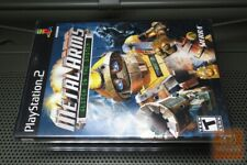 Metal Arms: Glitch in the System (PlayStation 2, PS2) FACTORY SEALED! - RARE!
