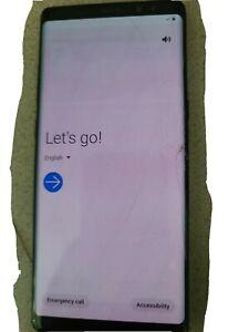 Samsung Galaxy Note8 SM-N950U - 64GB - Black(Sprint)