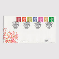 2020 New Definitives First Day Cover (FDC) - Windsor Postmark