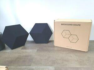 Bang & Olufsen / B&O BeoSound Shape Covers - Dark Blue by Kvadrat - RRP £225