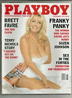 Playboy November 1997 - Suzen Johnson, Brett Favre, Terry Nichols, more