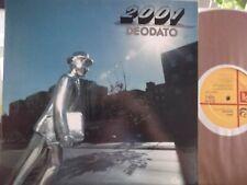 DEODATO 2001 LP ON CTI   RECORDS