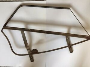 Triumph TR3 TR3B Right Side Curtain Frame Dzus Mount   - Used OEM