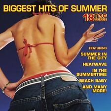 Biggest Hits of The Summer NEW CD
