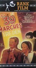 VHS - LES 39 MARCHES - HITCHCOCK