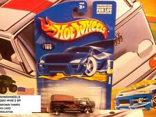 HOT WHEELS 2001 #105 -1 DEMON 01CA MALAY