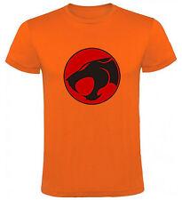 Camiseta Thundercats animación clasica Hombre varias tallas y colores a063