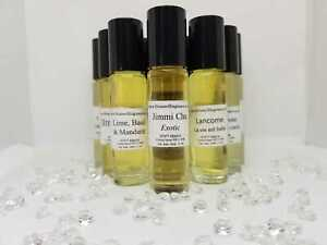 ANY 3 x 10ml PERFUME OIL'S £11.99!.  Alcohol free. Halal. Suitable for Muslims.