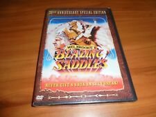 Blazing Saddles (DVD, 2004 30th Anniversary Special Edition) NEW