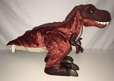 Playskool Kota & Pals  Monty Rex T-Rex Dinosaur Interactive Walking Roaring