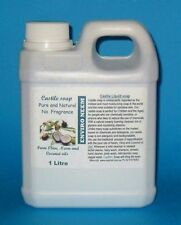 Castile Liquid Soap, Concentrate Base Super Thick, Makes 3 to 4 times more soap