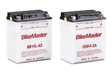 BikeMaster Yumicron Battery BB7B-B for Yamaha TTR225 1999-2004