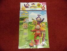 CBeebies Teletubbies Play pack, ideal stocking filler.New in sealed pack.