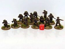 28mm Bolt Action Chain Of Command British Infantry & Sniper Team 13 Figures #1