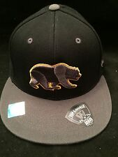 California Bears Mens Top Of The World 6 7/8- 7 1/4 86-Fitted Hat . NCAA Cali