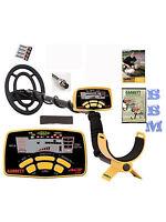 Garrett Ace 250 Metal Detector with 2 Year Garrett Warranty + Free Training DVD