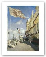 MUSEUM ART PRINT Hotel des Roches Noires Trouville 1870 Claude Monet